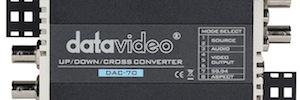 Datavideo facilita la conversión bidireccional SDI/HDMI en medianas instalaciones