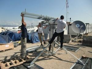 Ericsson Response Haiti terremoto