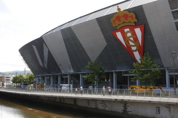 Estadio del Molinon Gijon