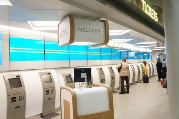 Eurostar Londres AV Solutions-Signagelive-Samsung