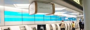 Eurostar añade comunicación de alta velocidad con una red de digital signage en sus estaciones