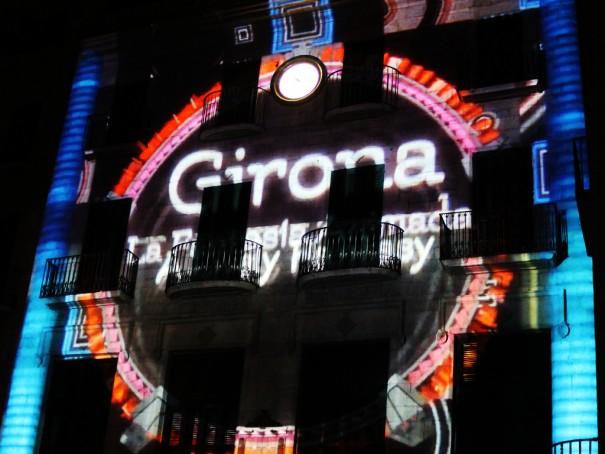 Festival Mapping Gerona 2014