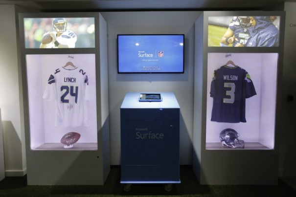 Microsoft Global Sports Innovation Center