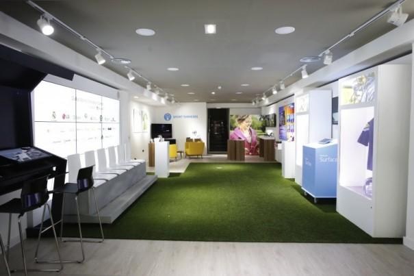 Microsoft Global Sports Innovation Center