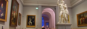 The Museo del Prado enters the digital era lighting with LED technology