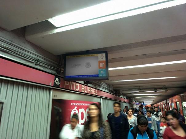 Navori City Metro Mexico