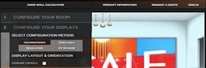 Planar desarrolla una vídeo-calculadora para diseñar la mejor configuración videowall de DirectLight Led