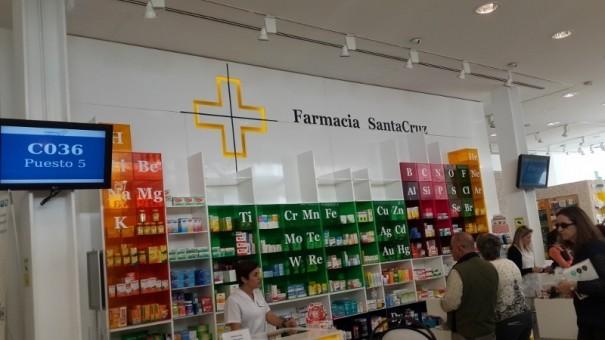 Qmatic Solo farmacia