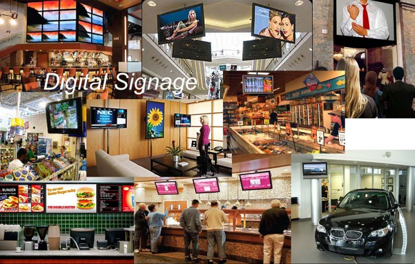 Retail Digital Signage