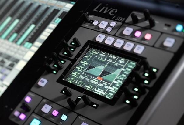 SSL Live L500 Plus Lexon