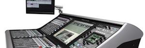 SSL suma potencia y prestaciones en la versión V3 del software para sus consolas Live