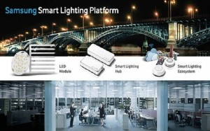 Samsung Smart Lighting Platform
