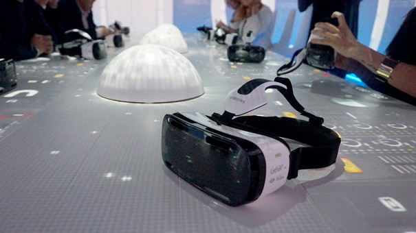Sublimotion 2015 Samsung Gear VR