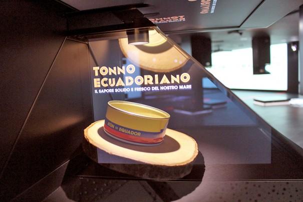 TMTFactory en pabellon Ecuador Expo Milan