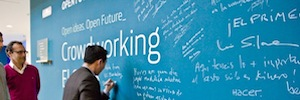 Telefónica invierte en una plataforma de innovación para mejorar la experiencia digital