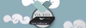 Viabox: solución de control estadístico y comportamiento de personas para retail, restauración y transporte