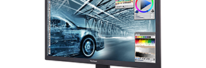 ViewSonic VG2860MHL-4K: UHD monitor for retail, banking and video surveillance