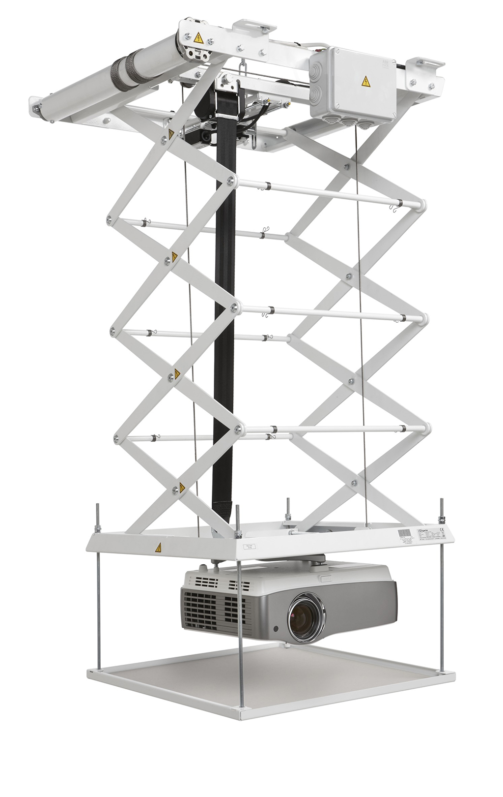 Soportes de techo vogels ppl para proyectores en salas de conferencia y auditorios - Soporte para proyectores techo ...