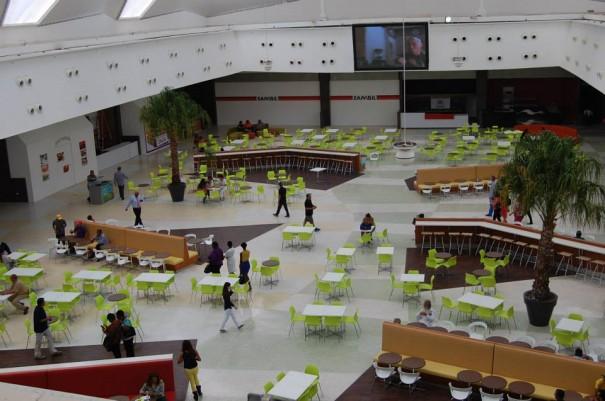 5iMedia en centro comercia