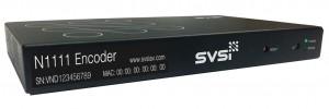 AMX completa su línea de equipos AV sobre IP para la distribución de vídeo en sala