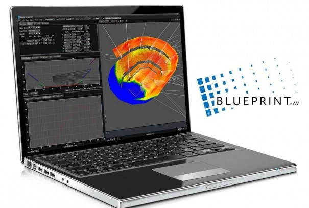 Adamson Blue Print Seesound