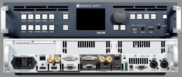 Analog Way VIO 4K