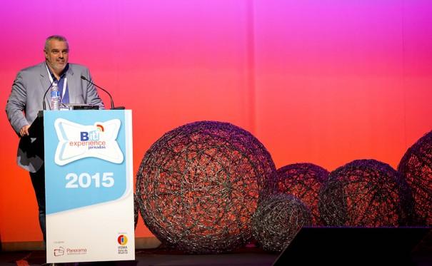 Bit Experience 2015 Antonio Castillo