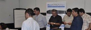 Blustream elige a Broadcast Video Technology como partner en España