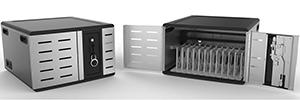 Tech Data amplía su oferta para el entorno educativo con los productos de carga de Ergotron