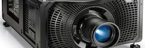 Christie ofrece 120hz reales con su nuevo proyector omnidireccional 4K 3DLP