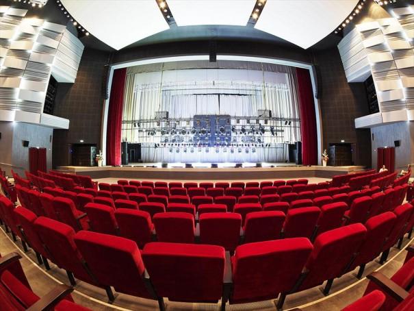 DTS-Acson Penza Concet Hall