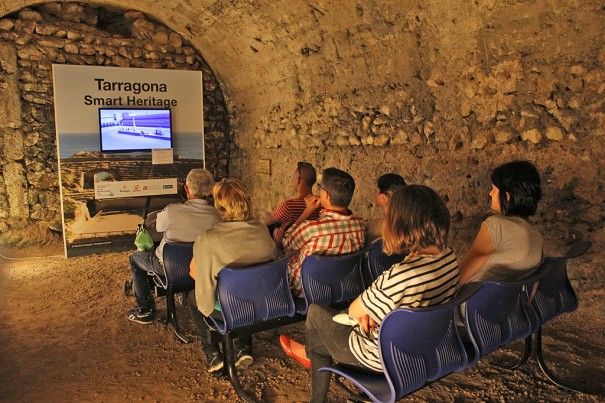 Digivision Fundacion Tarragona Smart Mediterranean City