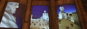 'Gaudi's Pedrera: The Origins', una experiencia inmersiva pionera para conocer su esencia