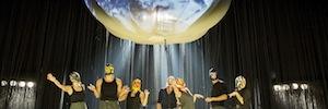 El Teatro de la Abadía se ilumina con sistemas de ETC para el proyecto 'Teatro de la Ciudad'