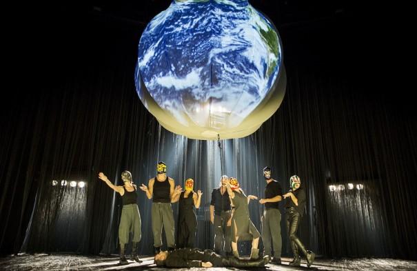 Luis Castilla photo Stonex ETC Teatro de la Abadia Antigona