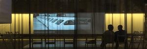 El nuevo espacio MUHBA Oliva Artés confía en la ingeniería audiovisual de Mediapro y Unitecnic