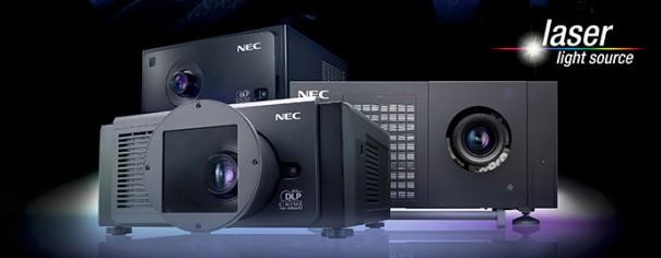 NEC en CineEurope 2015