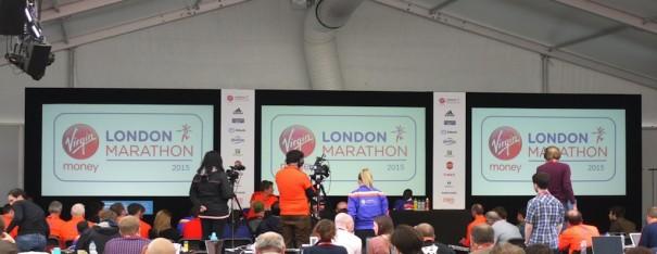 Panasonic Maraton Londres2015