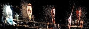 U2 se apoya en espectaculares pantallas de vídeo Led transparentes en su gira Innocence+Experience