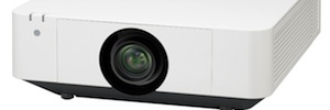 Sony adds to its range of projection 3LCD laser and lamp four new models
