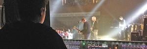 Paul Weller utiliza la consola digital Vi6 de Soundcraft en su gira europea