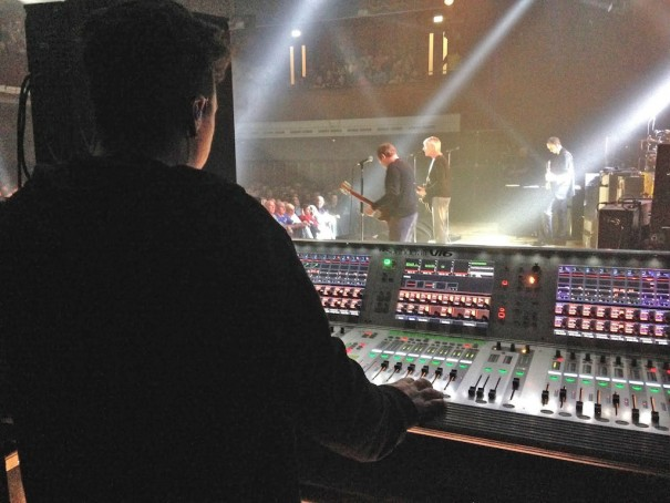 Soundcraft Vi6 Paul Weller Earpro