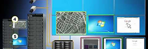 VuWall2 2.7 facilita la gestión de contenidos en múltiples videowalls
