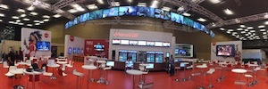 YCD Multimedia and rp Visual Solutions join forces in immersive digital signage solutions