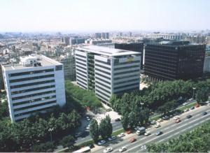 Barcelona Avenida Diagonal