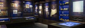 Muhba El Call: sistemas AV e interactivos para conocer la historia del barrio judío de Barcelona
