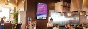 Social Smart Place, solución interactiva de 'social signage' comercializada por Caverin Solutions