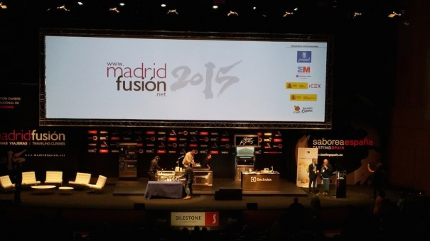 Christie Barquero TechLab Madrid Fusion