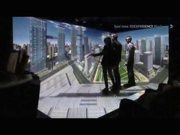 Dassault 3D City