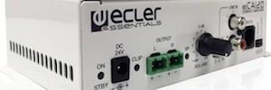Ecler presenta los primeros amplificadores de su nueva gama Essentials